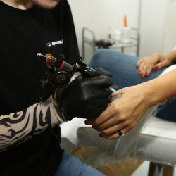 Перспективная студия татуажа и татуировки 10