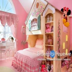 Производство дизайнерской мебели для детских с шоу-румом в САО 1