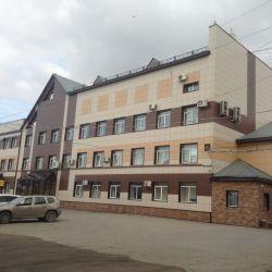 складской комплекс в центре Барнаула. 2