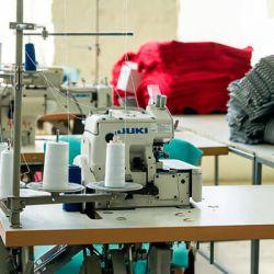 Швейное производство одежды премиум-класса 1