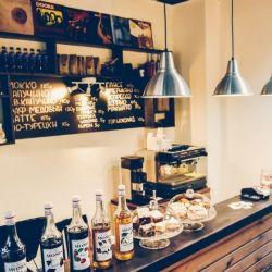Продается готовый бизнес кофейня 8