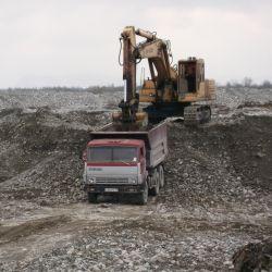 Действующий завод по добыче и переработке ПГС (песчано-гравийные смеси(щебень и отсев)) 9