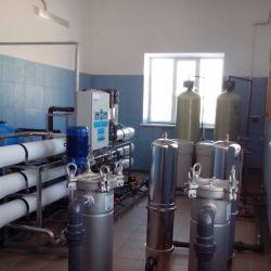 Завод по розливу питьевой воды