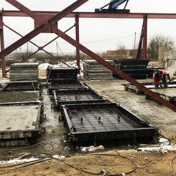 Круглогодичный бетонный завод со стабильным доходом 8