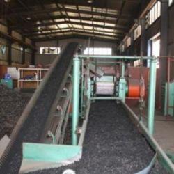 Завод по переработке изношенных шин