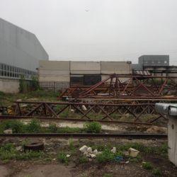 складской комплекс в центре Барнауле