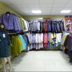 Магазин женской одежды 5