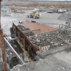 Действующий завод по добыче и переработке ПГС (песчано-гравийные смеси(щебень и отсев)) 8