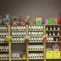 Магазин чая, кофе, подарков и аксессуаров