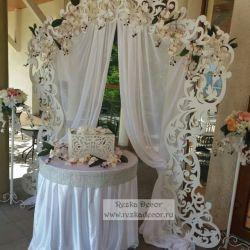 свадебный декор 3