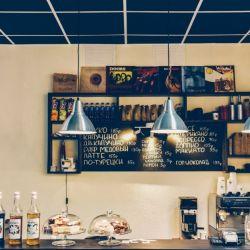 Продается готовый бизнес кофейня 7