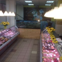Раскрученная фермерская лавка в спальном районе, магазин продуктов. 2