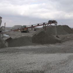 Действующий завод по добыче и переработке ПГС (песчано-гравийные смеси(щебень и отсев)) 7