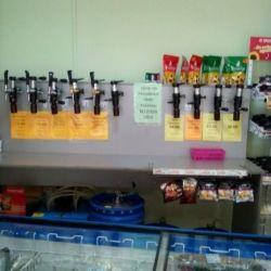 Магазин разливного пива и рыбной гастрономии 2