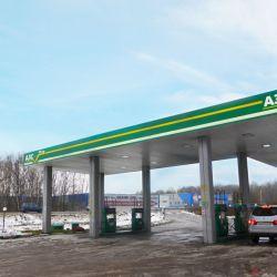 АЗС 99км Киевское шоссе М3, федеральная трасса 3