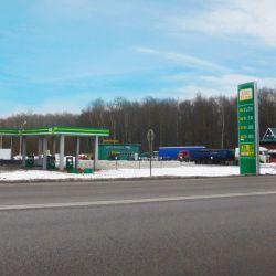 АЗС 99км Киевское шоссе М3, федеральная трасса 1