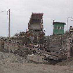 Действующий завод по добыче и переработке ПГС (песчано-гравийные смеси(щебень и отсев)) 11