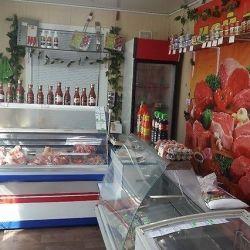 действующий мясной магазин 1