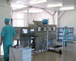 Завод бутилированной воды с доставкой 1