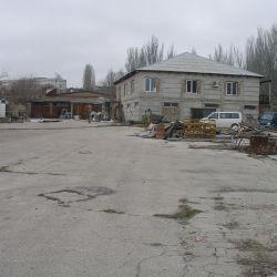 Производственная База в Феодосии Крым (недействующая) 1