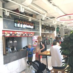 Ресторан рядом с метро, пассажиропоток 7000 чел. 3