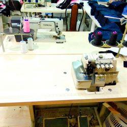 Швейное производство. Оборудование на 900.000 р 2