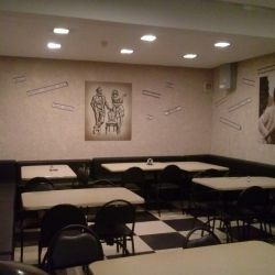 Столовая в Университете 2