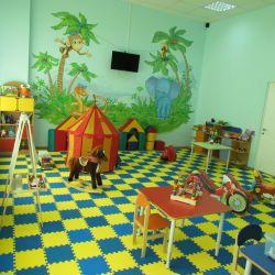 детский игровой клуб 7