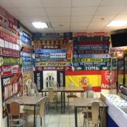 Спорт-бар и магазин пива