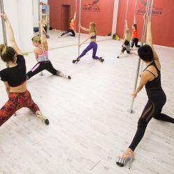 Сеть студий танцев на шесте Anix Dance 1