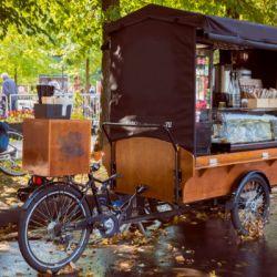 Сеть передвижных велокофеен в парках Москвы 3