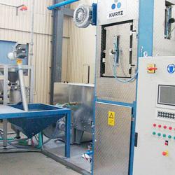 Завод по производству пенополистирола (пенопласт) 3