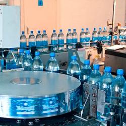 Предприятие по добыче и производству воды 1