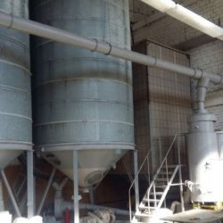Завод по производству пенопласта 1