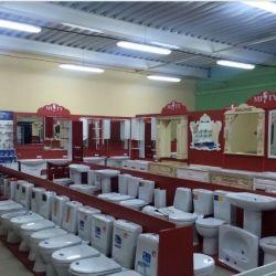 Магазин керамической плитки и сантехники 1