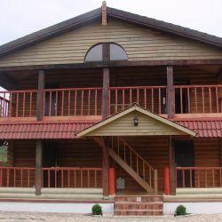 Гостевой дом в горах Адыгеи вблизи Лагонаки 2