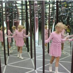 Зеркальный лабиринт 1