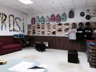 Интернет-магазин кроссовок (заработай уже завтра)