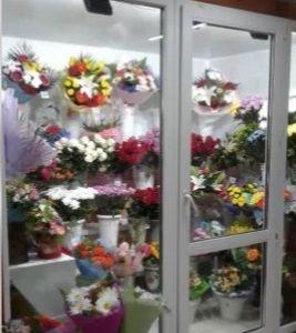 Раскрученный магазин цветов на Парке Победы