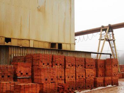 Кирпичный завод в 40 км от Анапы