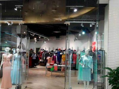 Высокодоходный магазин женской одежды в ТРЦ VEGAS