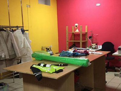 Производство и 2 магазина одежды — 20 лет работы