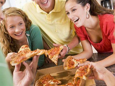 Общепит. Две точки - Пицца с собой. Прибыль до 200.000руб в мес