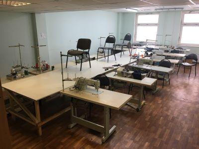 Швейное производство на 30 рабочих мест
