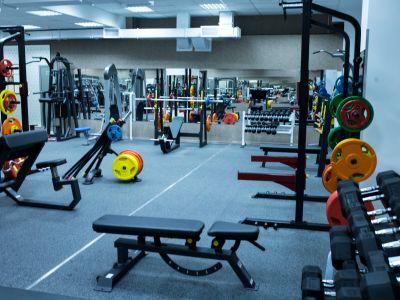 Фитнес клуб на Речном Вокзале