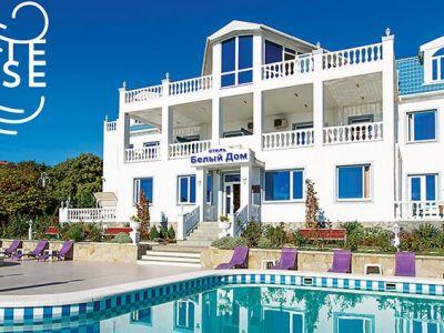 Элитный отель на берегу Черного моря