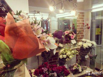 Прибыльный магазин цветов.