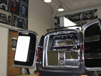 Мобильная кофейня, Кофейня на колесах, Кофемобиль