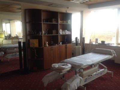 Массажный кабинет в гостинице Корстон