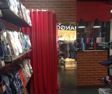 Магазин дизайнерских рубашек
